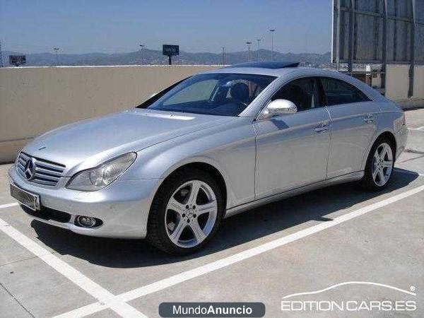 Mercedes benz cls class cls 500 889107 mejor precio for Mercedes benz cls 500 precio