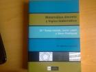 Libro Matematica Discreta y Logica Matematica, - mejor precio   unprecio.es