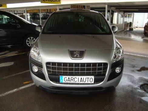 Peugeot 3008 16 HDI 110 CV