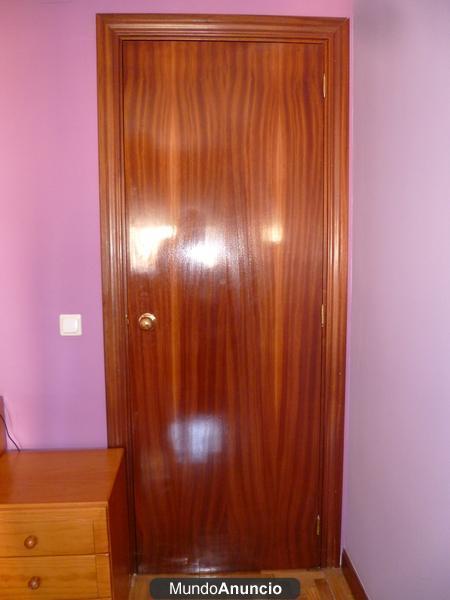 Se venden puertas sapelly muy econ micas mejor precio for Puertas economicas