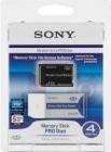 Sony Memory Stick Pro Duo 4Gb - mejor precio | unprecio.es