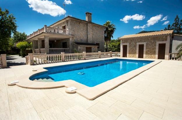 Chalet en venta en binissalem mallorca balearic islands mejor precio - Alquiler casas en binissalem ...