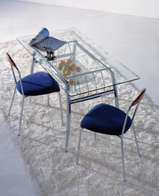 Mesa de cocina 130x70 cm nuevas liquidaci n stock for Liquidacion mesas sillas jardin