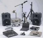 Alquiler Audiovisuales, proyectores, micros, altavoces - mejor precio | unprecio.es