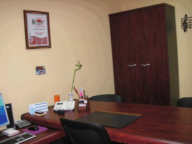 Mobiliario despacho completo recepci n armarios sillas for Mobiliario despacho