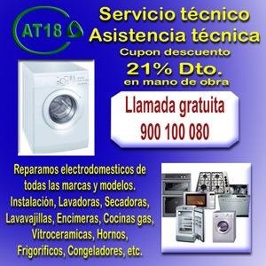 Servicio tecnico ~ WESTINGHOUSE en Barbera del valles, tel 900 100 325