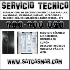 900 900 020 reparacion indesit barcelona.. - mejor precio | unprecio.es
