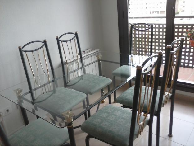 Vendo mesas de comedor y 6 sillas mejor precio for Mesas y sillas de comedor precios