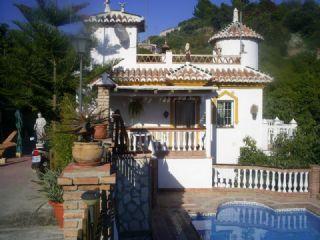 Chalet en alquiler de vacaciones en Nerja, Málaga (Costa del Sol)