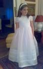vestidos de comunion colección 2010 - mejor precio | unprecio.es
