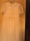 Vendo traje de comunion y de novia - mejor precio | unprecio.es