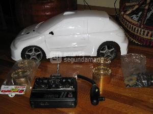 coche teledirigido 206wrc