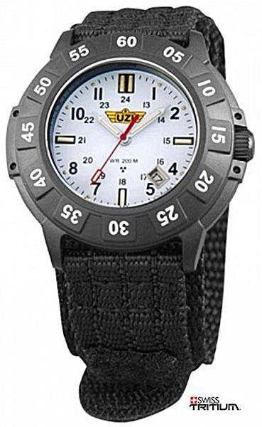 UZI PROTECTOR UZI-002-N - Reloj EDICION ESPECIAL