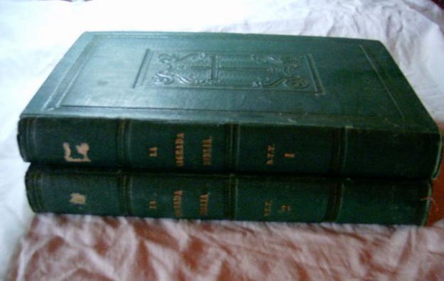 Antigua Biblia de 1864. Nuevo Testamento. Old Bible