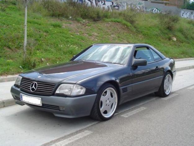 Vendo Mercedes SL 500 Cabrio con capota dura  incluida