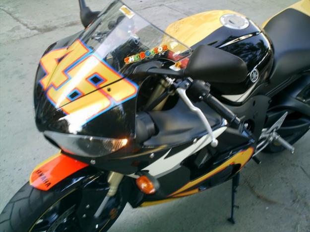Yamaha R46 Rossi