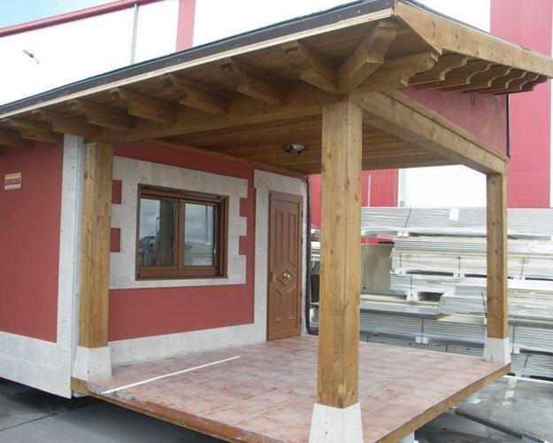 Casa prefabricada de acero y piedra de 100 m2 mejor - Casas de acero prefabricadas ...