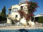 Se alquila chalet con piscina privada en Calpe - mejor precio | unprecio.es
