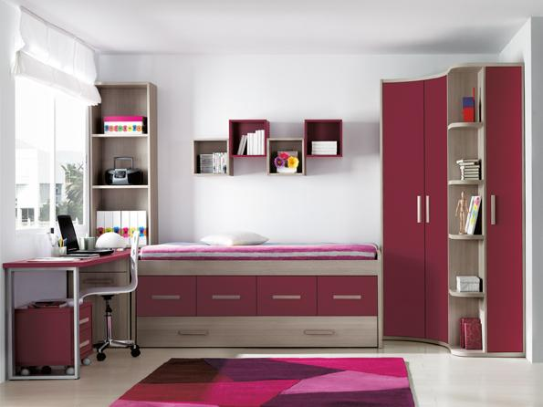 Muebles ilmode juveniles 324960 mejor precio for Muebles juveniles precios