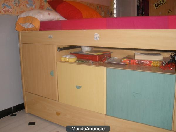 Vendo cama monoblock mejor precio for Puertas monoblock precio