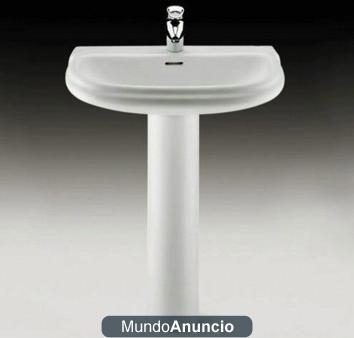 Vendo lavabo roca modelo dama nuevo mejor precio for Roca modelo dama
