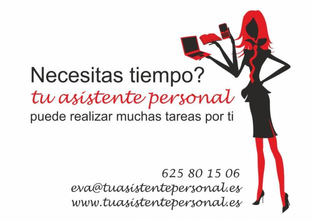 tu asistente personal (www.tuasistentepersonal.es)