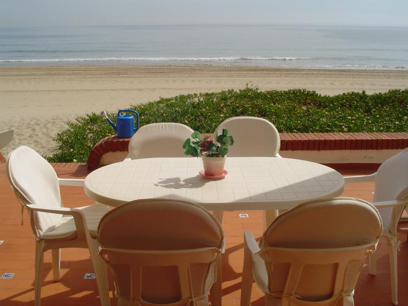 Alquilo casa primera l nea de baja a pie de playa zona paup playa de oliva - Alquiler de apartamentos en oliva playa ...