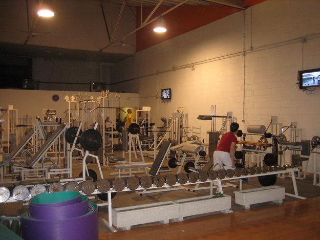 Traspaso de gimnasio en sevilla nervion mejor precio for Precio gimnasio