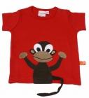 Camiseta con un mono - Lipfish - mejor precio | unprecio.es