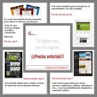 Páginas web personalizadas con los mejores precios anticrisis. - mejor precio | unprecio.es