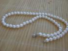 Collar Perlas y plata de ley - mejor precio | unprecio.es