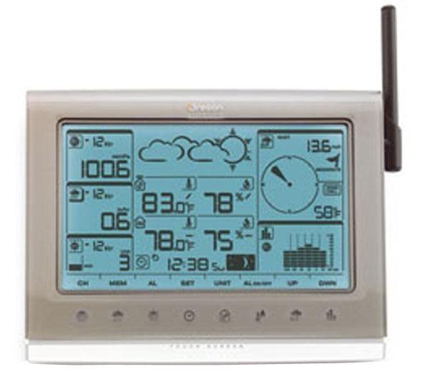 Estacion meteorologicas oregon wmr200 230 mejor precio - Estaciones meteorologicas domesticas ...