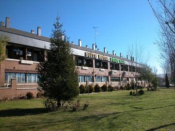 apartamentos duplex en hotel para larga estancia