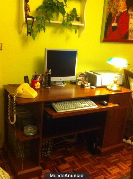 Mesa de escritorio para ordenador 315771 mejor precio - Mesa ordenador oferta ...