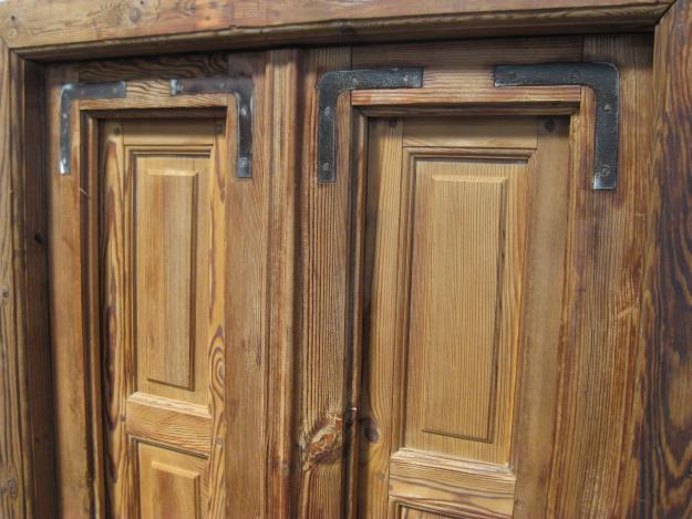 Material de derribo puertas y ventanas antiguas herrajes - Puertas originales ...