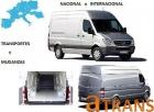 Mudanzas economicas,alquiler de furgonetas - mejor precio | unprecio.es