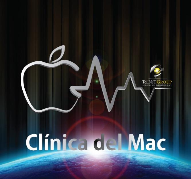 Reparación y Mantenimiento MAC - PC
