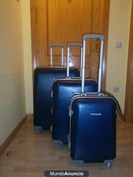 Vendo tres maletas troley salvador bachiller mejor - Maleta salvador bachiller ...