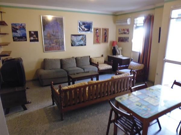 Habitación doble en el centro de sevilla
