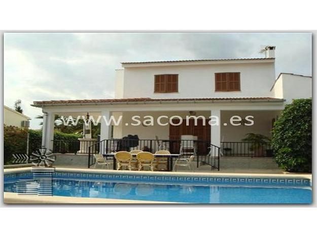 Mallorca sa coma chalet con piscina 1361425 mejor for Casas con piscina mallorca