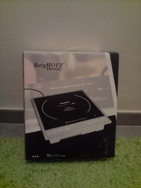 Vendo placa de inducci n port til berghoff tronic mejor - Placa induccion portatil ...