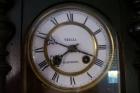 Reloj mural marca TRILLA (Barcelona), maquinaria suiza, año 1922 - mejor precio   unprecio.es