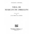 Vida de Marcos de Obregón. --- J. Pérez del Hoyo Editor, 1972, Madrid. - mejor precio   unprecio.es