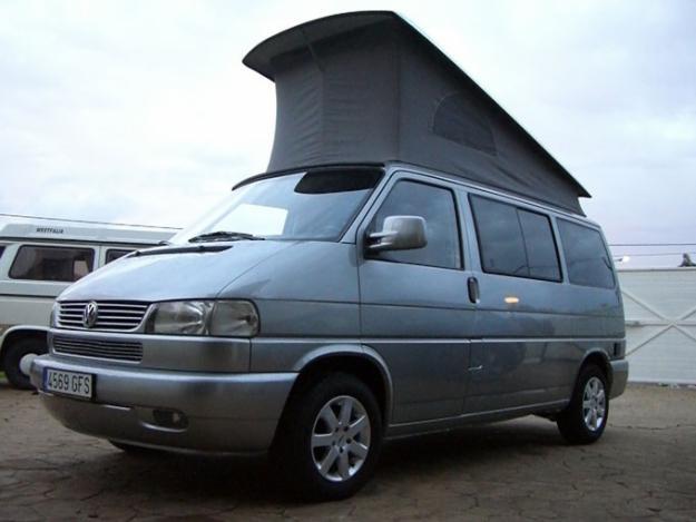 volkswagen multivan t4 2 5 tdi 102cv westfalia mejor. Black Bedroom Furniture Sets. Home Design Ideas