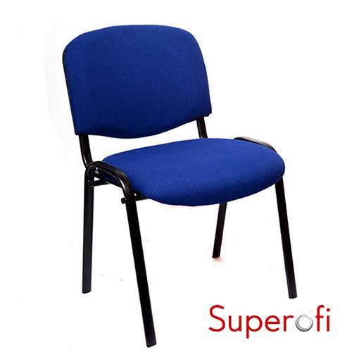 Silla oficina azzaro azul mejor precio for Silla oficina precio