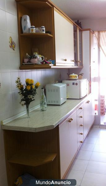 Vendo muebles de cocina y fregadero microondas y campana - Vendo fregadero ...