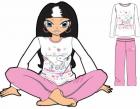 Pijamas SNOOPY para señora - mejor precio   unprecio.es