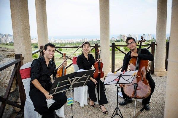 Música para Bodas en Alicante, Albacete, Murcia, Valencia.