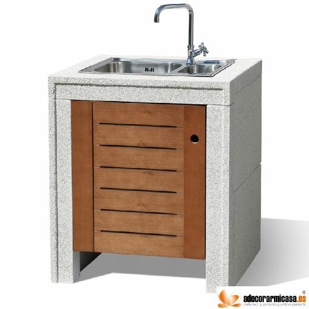 Modular Bbq Outdoor Kitchen: Modular Agua BBQ - Mejor Precio