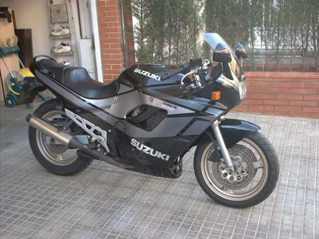 SE VENDE SUZUKI  GSX-600 F